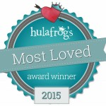 Hulafrog's Most Loved Award Ainner