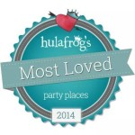 Hulafrog's Most Loved Party Places